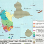 Guadeloupe Geological Map